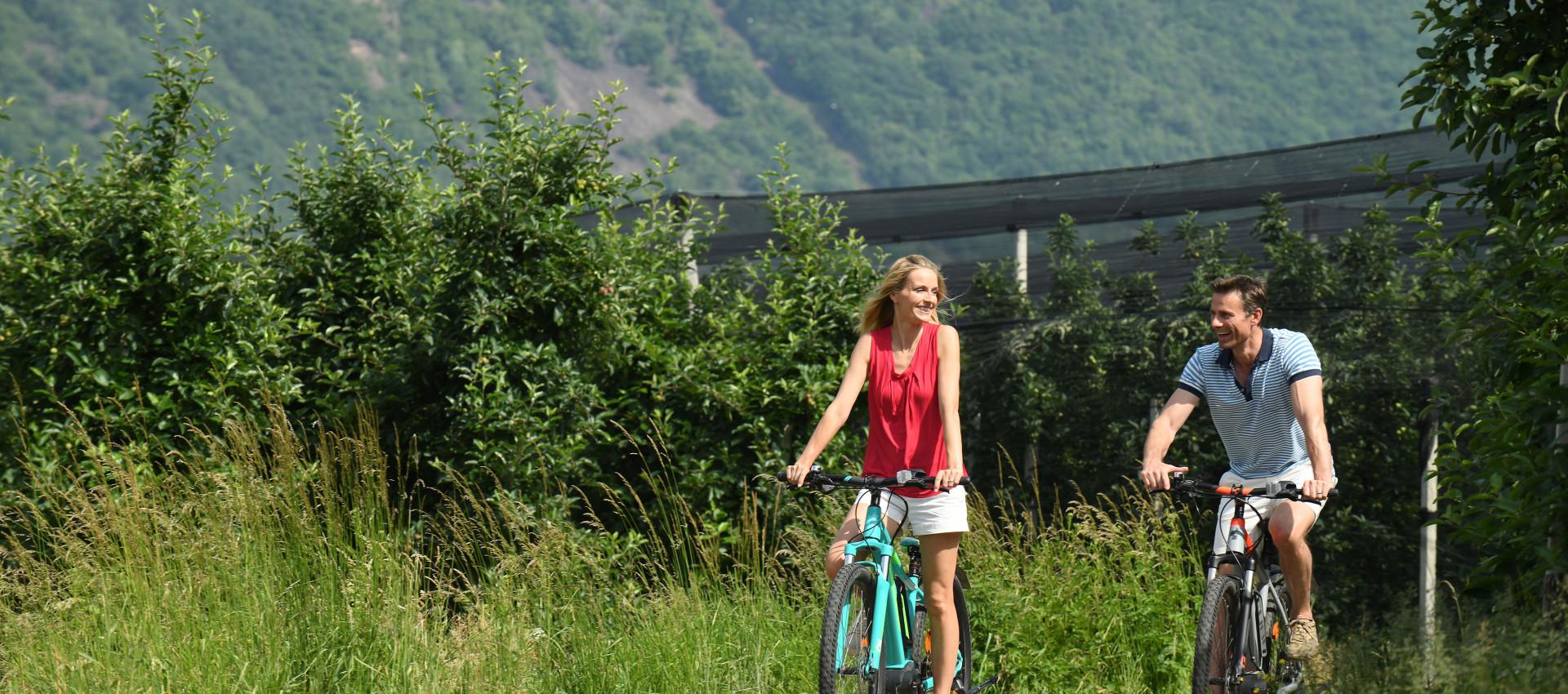 Fahrrad Meraner Land