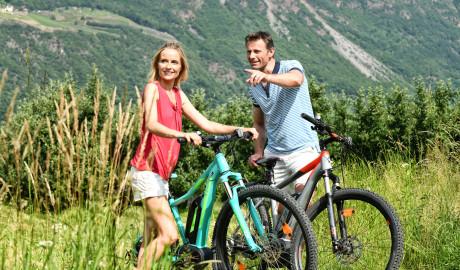 Hotel a Merano con 4 stelle, tour in bici