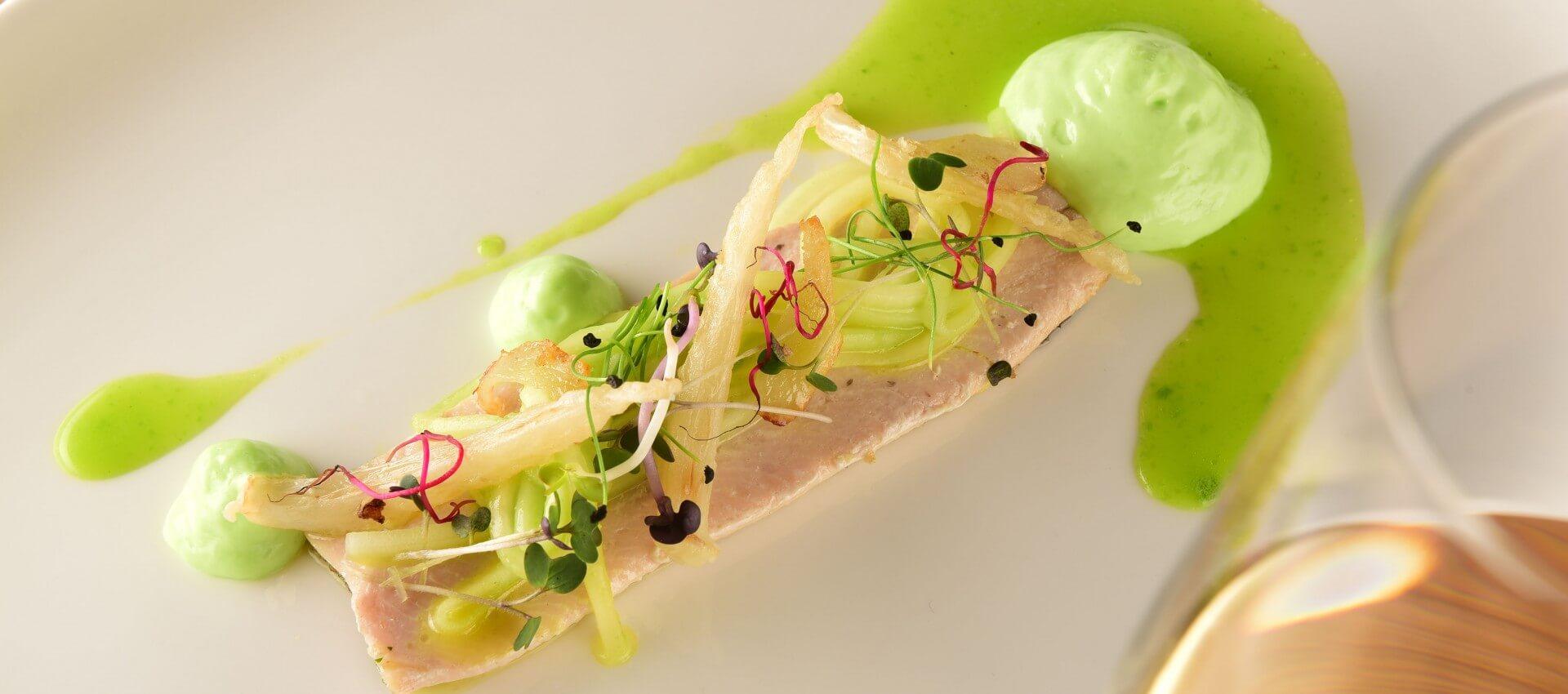 Kulinarik, Gourmethotel in Lana
