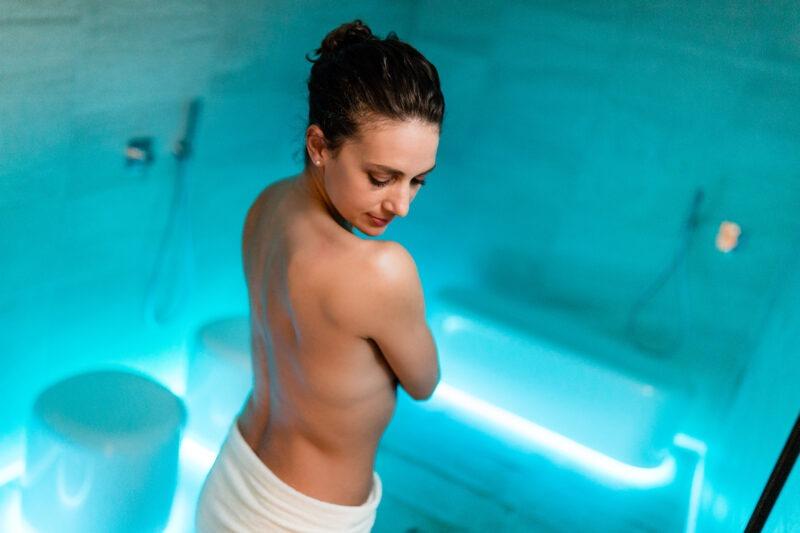 Day Spa - Dampfbad - 4 Sterne Hotel - Lana bei Meran- Urlaub