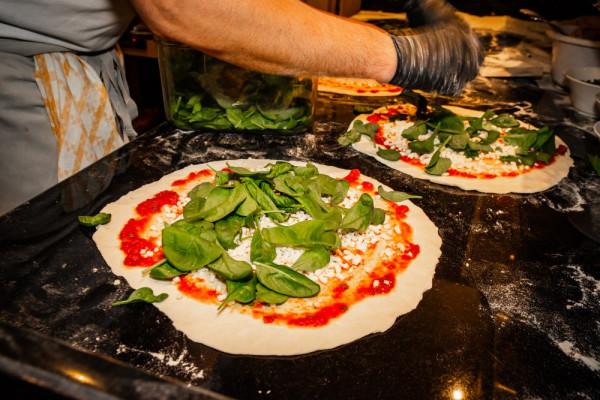 Pizza mit italienischem Flair im Hotel Südtirol