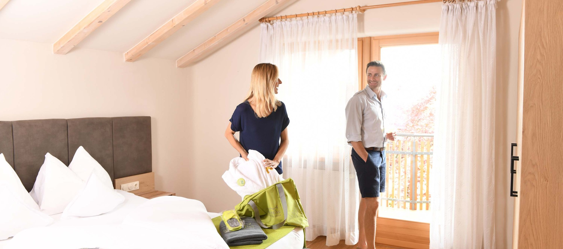 Hotel 4 Sterne bei Meran, Familien-Suite