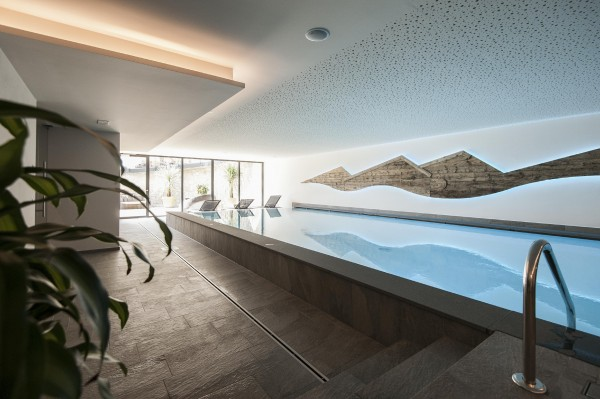 Wellnesshotel in Lana - 4 Sterne Hotel mit Pool - Urlaub bei Meran