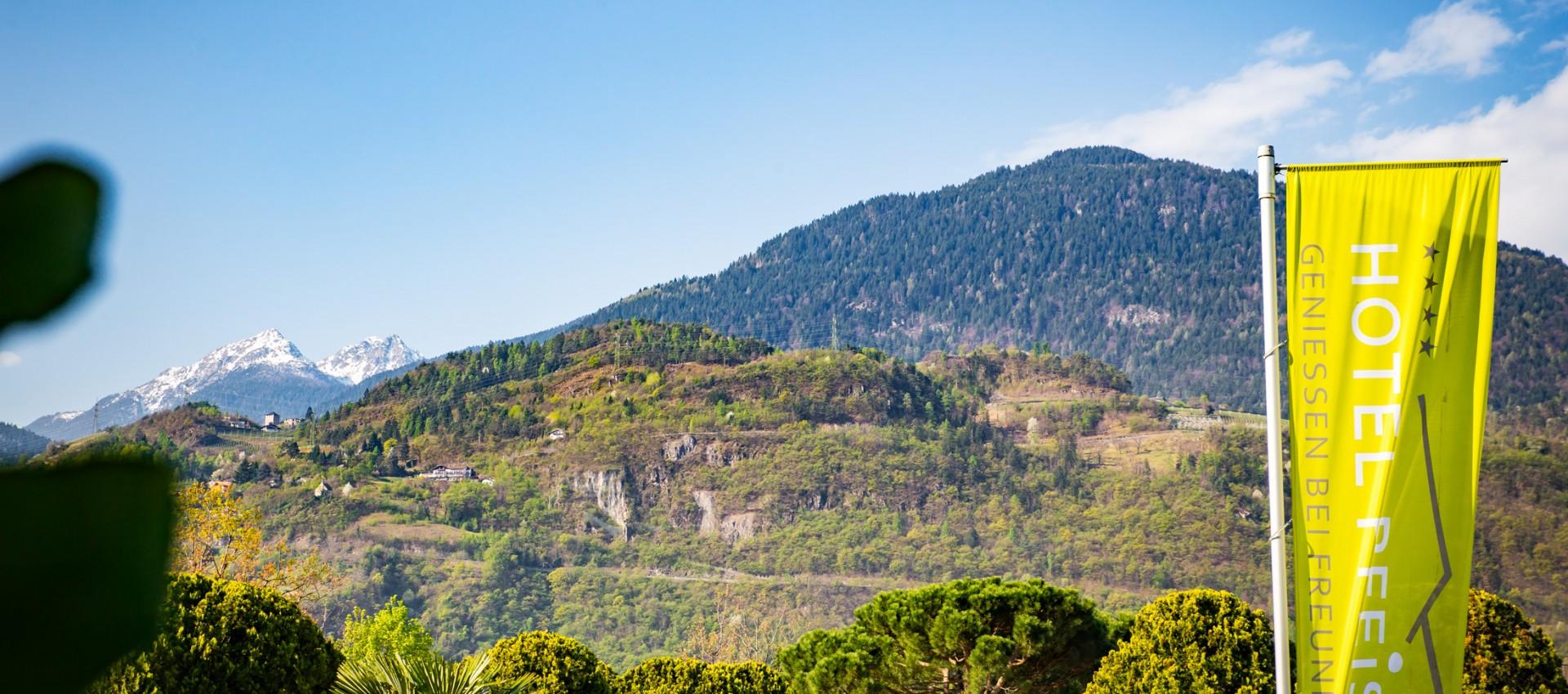 Wandern in Südtirol, Urlaub in den Bergen