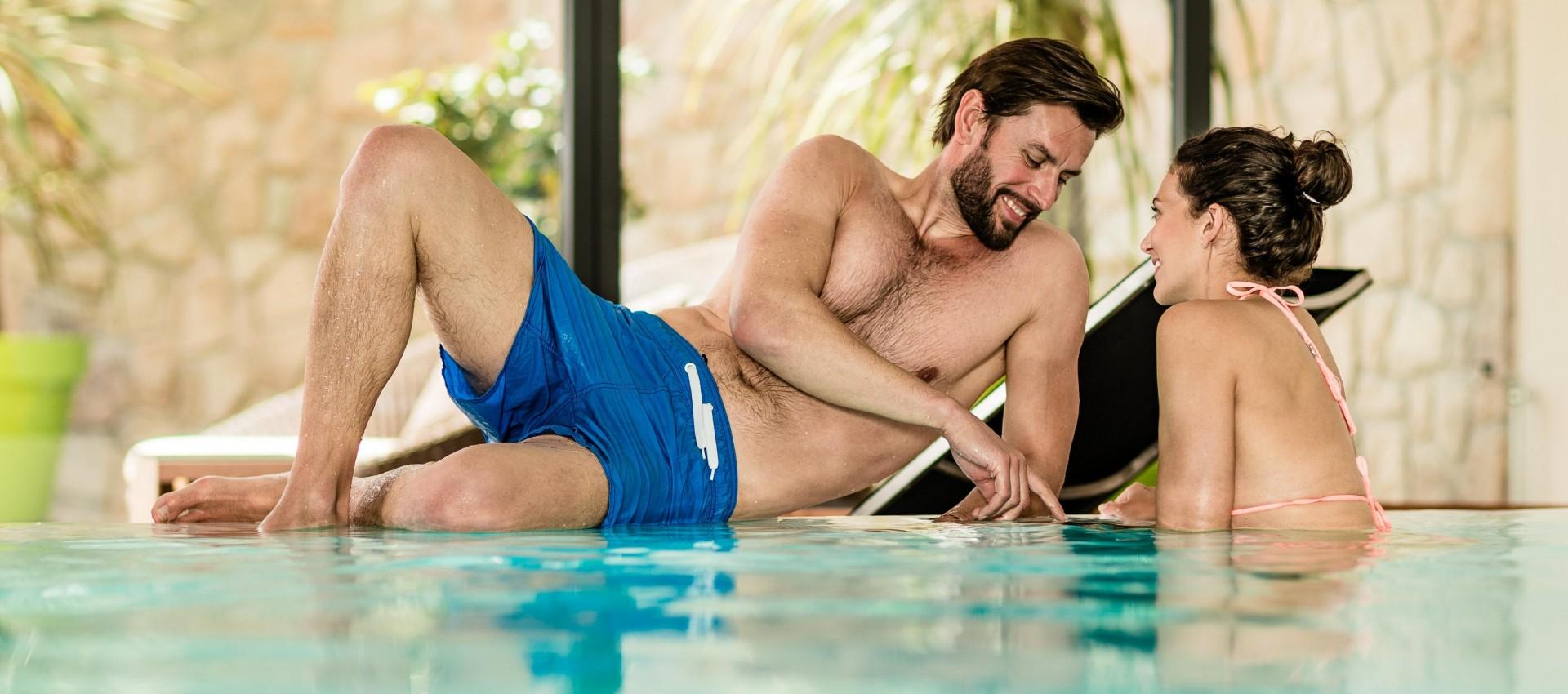 Hotel 4 Sterne, Südtirol indoor pool