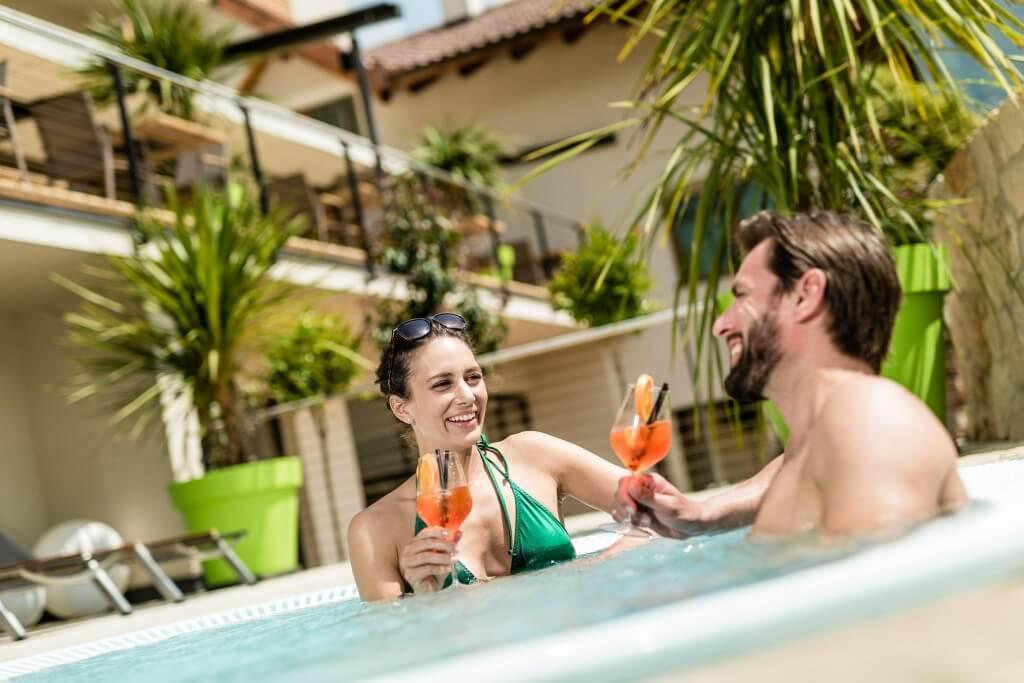 Wellnesshotel bei Meran - Pfeiss in Lana - 4 Sterne Hotel Südtirol -