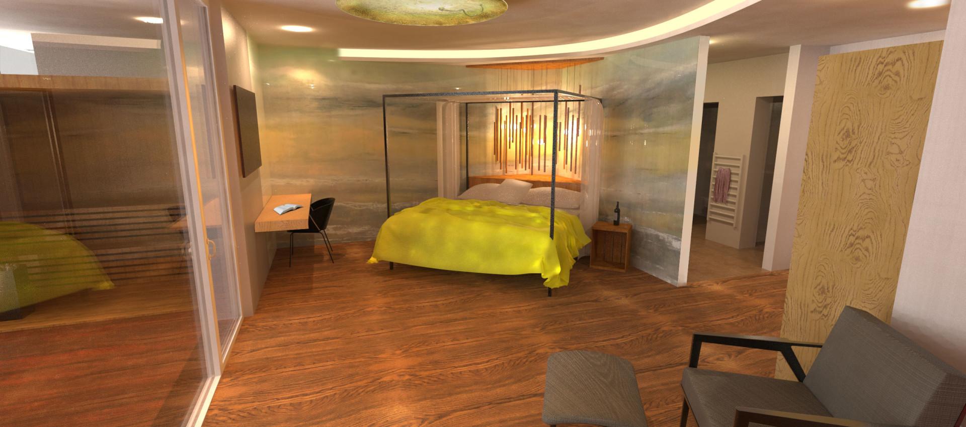 Try something NEW: Wellnesssuite mit Sauna